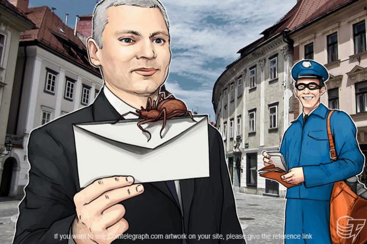 Nova epidemija virusa preplavljuje evropske e-mail-ove