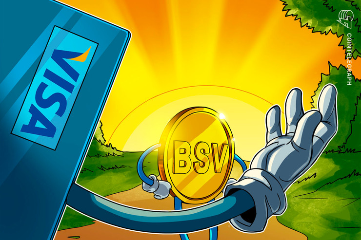 Bitcoin SV Rivals VISA for Transactions Claims Bitcoin Association