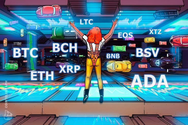 Kursanalyse, 24. Februar: BTC, ETH, XRP, BCH, BSV, LTC, EOS, BNB, XTZ, ADA