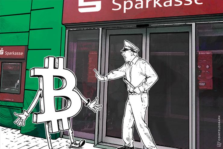 Leading German Bank Sparkasse is Blocking Cryptocurrency Orders