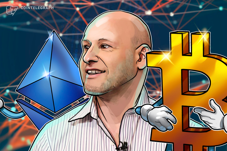 'Stablecoins são muito valiosas para a nova economia digital', diz fundador do Ethereum Joseph Lubin