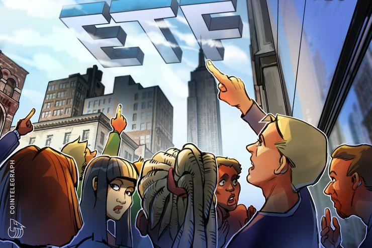 仮想通貨取引所コインスクエアの子会社、ブロックチェーンETFをトロント証取で開始