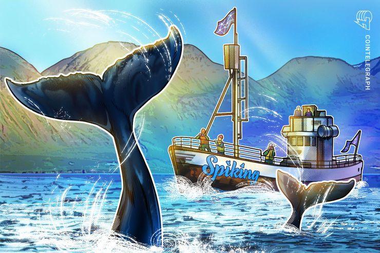 Solo 60 centavos le cuesta a una ballena mover fondos en Bitcoin por casi medio millón de dólares