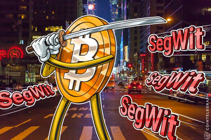 Bitcoin Fork SegWit2x: eToro Draws Battle Lines While OKEx Could Service China
