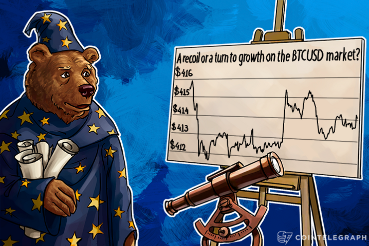 A Recoil or a Turn to Growth on the BTCUSD Market?