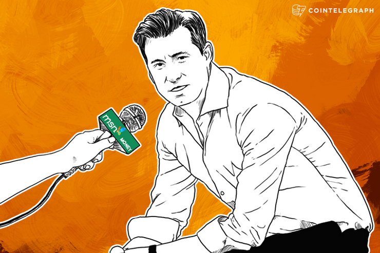 New Bitreserve CEO to MSN Money: '957 People Own 50%' of Bitcoin Value