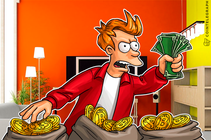 Man Borrows $325,000 to Buy Bitcoin - Investment or Gambling on Life Savings?