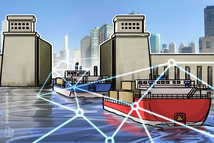 US Tech Firm Eyes Blockchain Supply Chain Solution for Major Chinese Ports