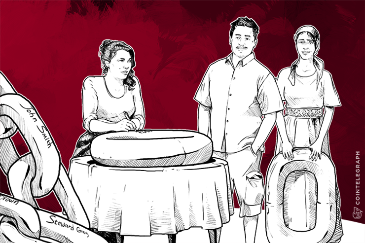 Bitnation Registers First Refugees on the Blockchain
