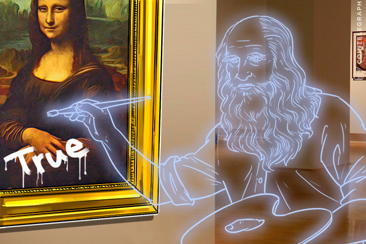 Blockchain To Change World of Fine Arts As We Know It