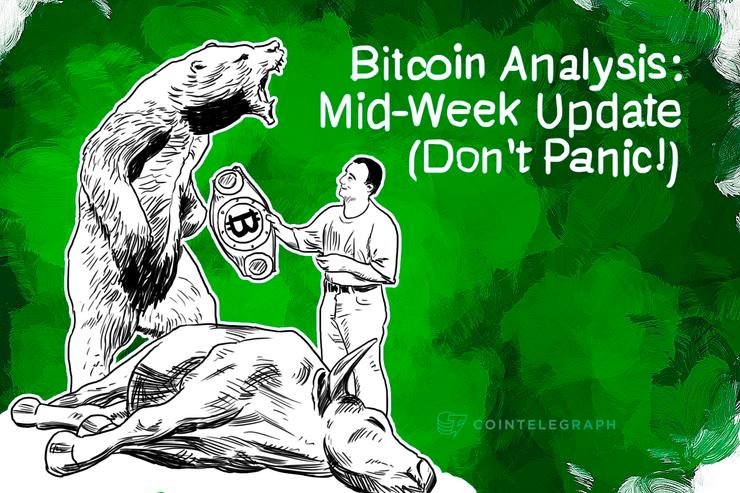 Bitcoin Analysis: Mid-Week Update (Don't Panic!)
