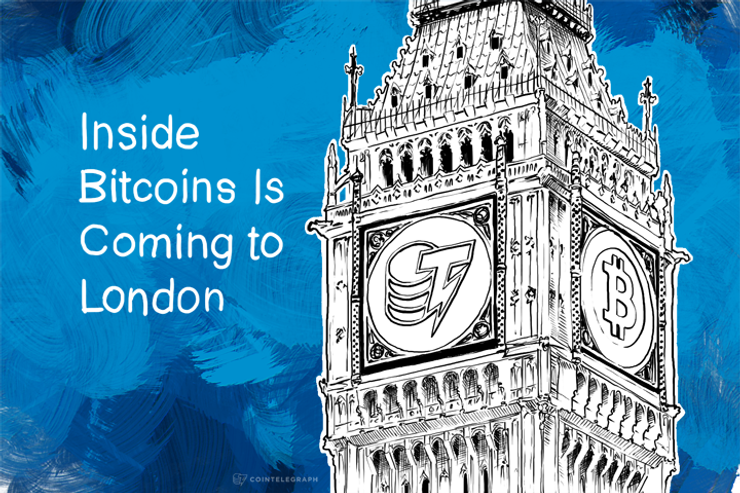 Inside Bitcoins Is Coming to London