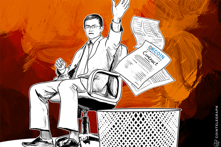 Former OKCoin CTO: 'OKCoin is Seriously Violating its Obligation'