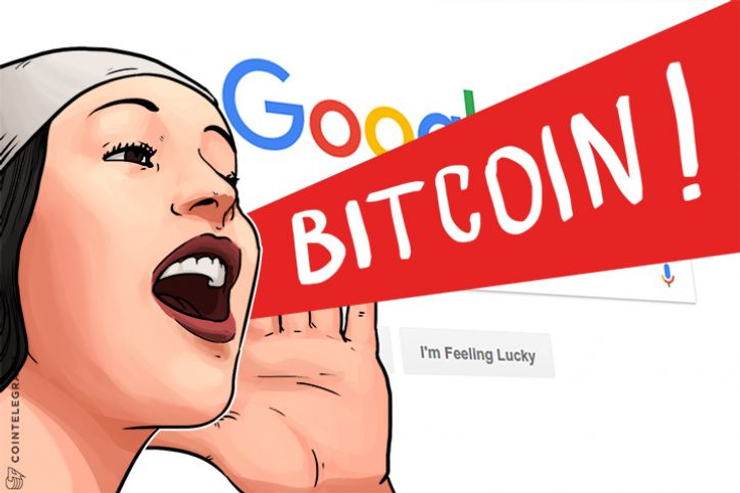Google Searches For 'Bitcoin' Slump In Synchronicity With Bitcoin's Price