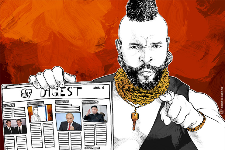 APR 1 DIGEST: BitLicense Scrapped, Kim K and North Korea Squabble over 'KimCoin' Naming Rights