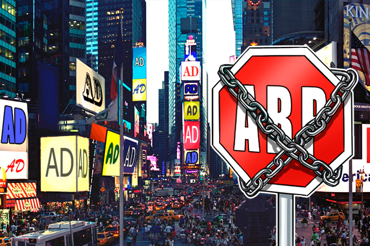 AdBlock Plus Will Still Show Unwanted Ads, Solution Is a Blockchain-Based Monetization System