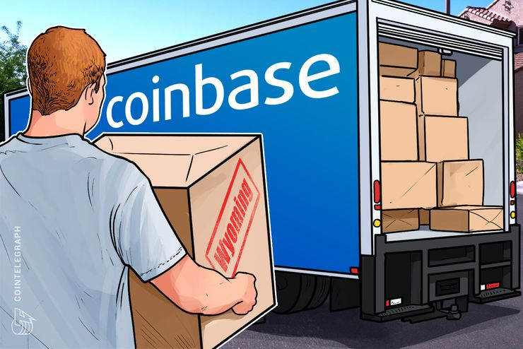 Coinbase Returns to Wyoming After Successfully Renewing Money Transmitter License