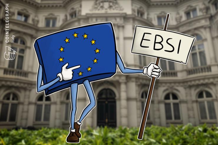 L'Unione Europea annuncia il lancio della European Blockchain Service Infrastructure