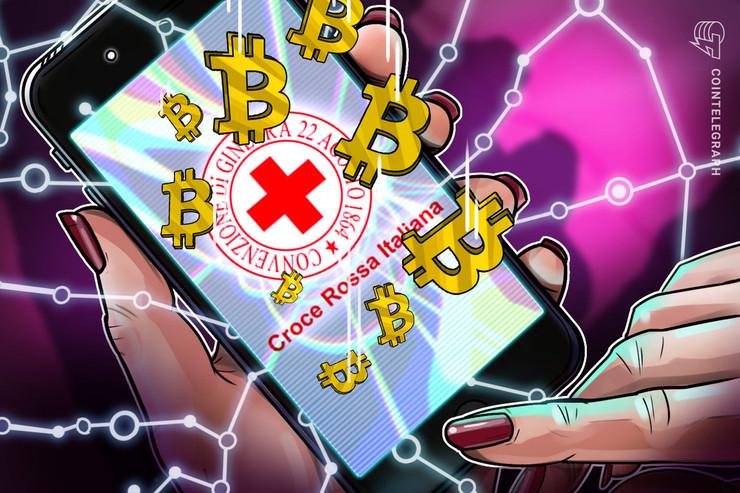 Italian Red Cross Launches Bitcoin Fundraiser to Combat Coronavirus