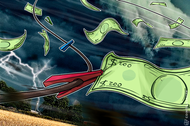 Blockchain's Perfect Storm: Removing Money Laundering from Financial System