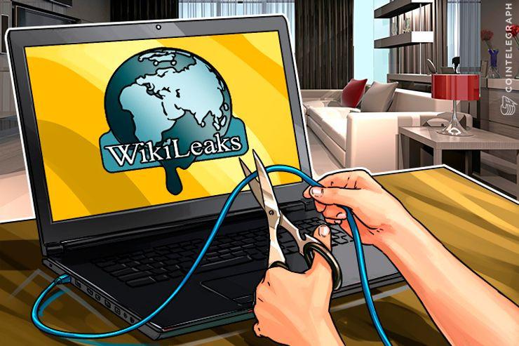Roger Ver anunció un respaldo completo de Wikileaks en la cadena de Bitcoin Cash