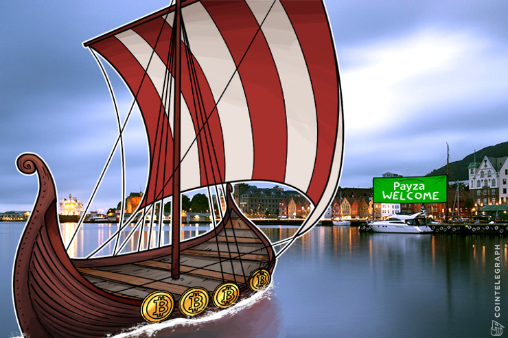 Bitcoin Embraced by Global Payment Provider Payza, Norwegian Bank