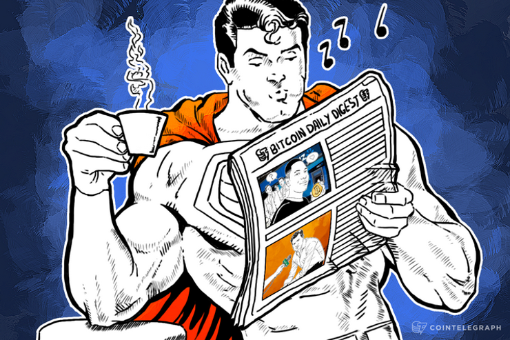 JUN 26 DIGEST: Blythe Masters Acquires Hyperledger and Bits of Proof; Seals With Clubs Operator Agrees to Plea Deal