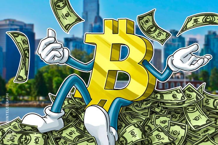 25 transacciones de Bitcoin equivalentes a 6,000 millones de dólares incluidos en un solo bloque
