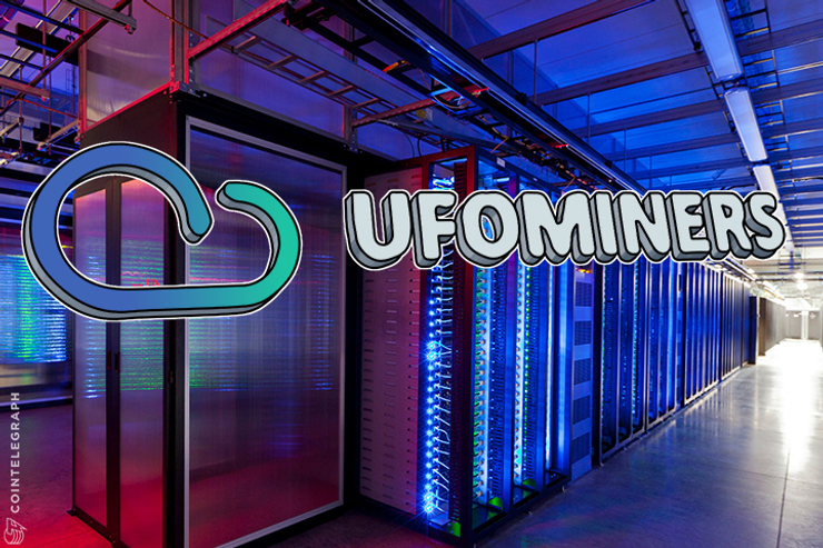 UFOMiners Announces the Launch of Four Powerful Cryptocurrency Miners