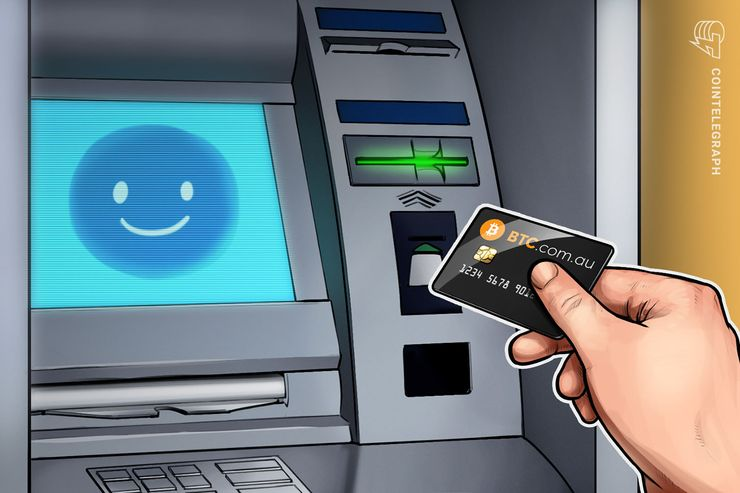 Australians Can Use Crypto Debit Card at 30,000 ATMs and Up to 1 Million Payment Terminals
