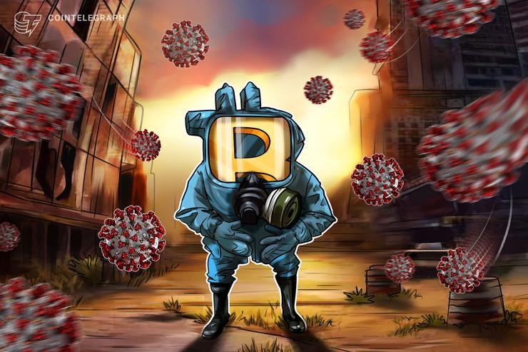 Rendimiento de cobertura de Bitcoin tras el brote de coronavirus 63