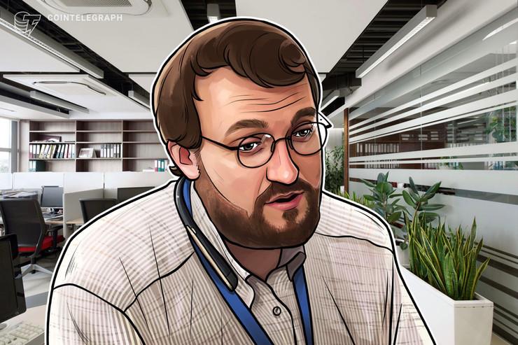 「ビットコイン10万ドルを歓迎」仮想通貨カルダノ創設者、暴落受けて逆に強気に【価格予想】