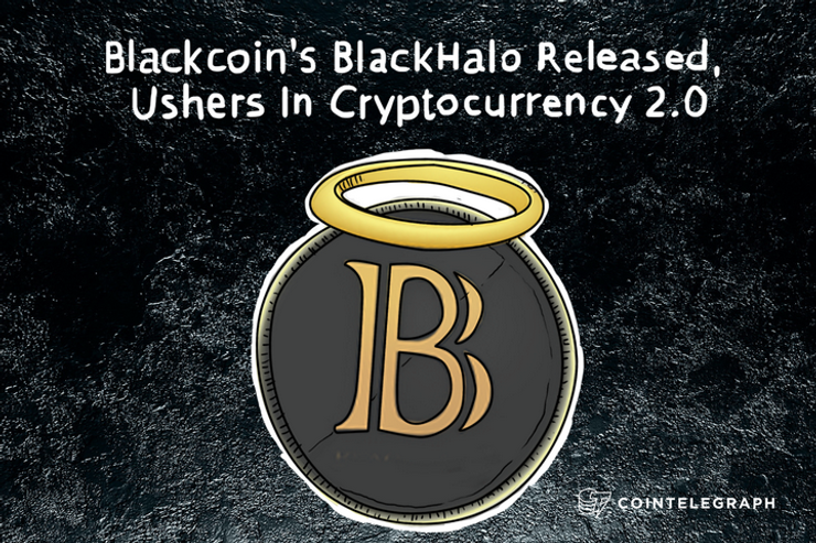 BlackHalo Released, Ushers In Cryptocurrency 2.0