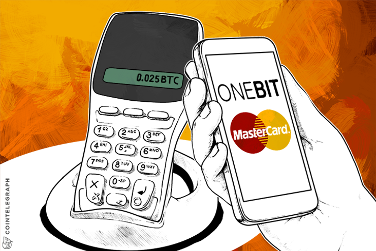 Spend Bitcoins at MasterCard PayPass Terminals with OneBit App