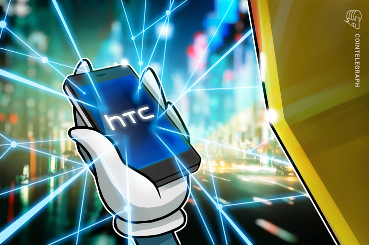 HTC Smartphone Adds Built-in Wallet for Bitcoin Cash