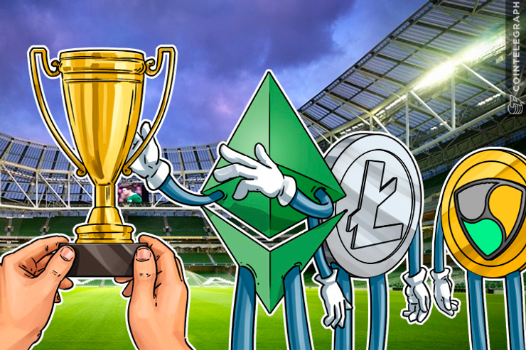 Ethereum Classic Becomes Fifth Largest Cryptocurrency, Briefly Beats NEM, Litecoin