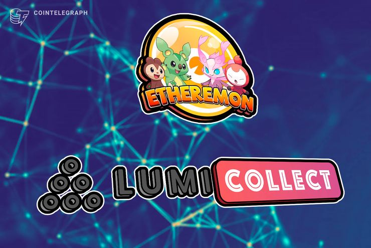 Etheremon and Lumi Collect: New Partnership and Creative Giveaway