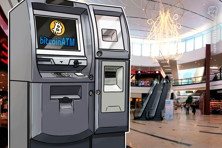 Number of Crypto ATMs Steadily Growing Amid 'Crypto Winter,' Data Shows