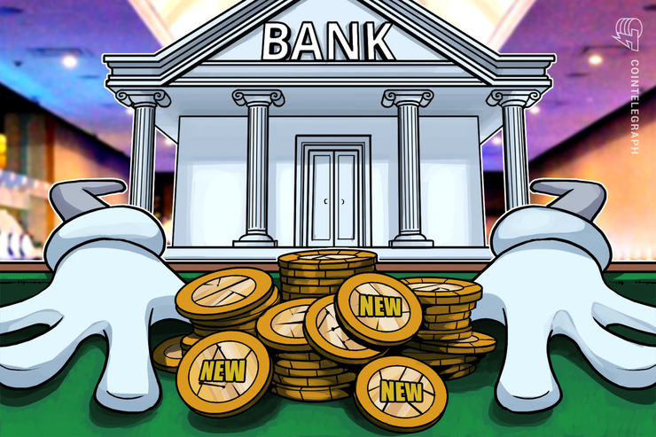 Fünftgrößte Bank der Welt will 2019 testweise eine eigene Kryptowährung einführen
