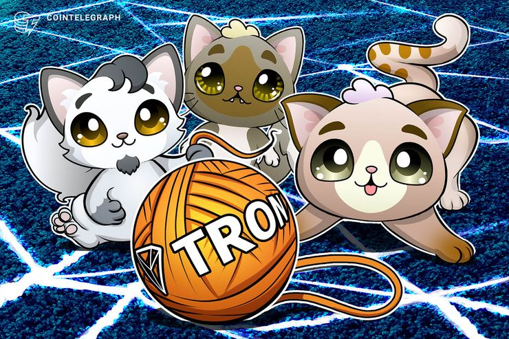 Multi-Blockchain Crypto Collectible Game Integrates TRON and Promises Unique Updates