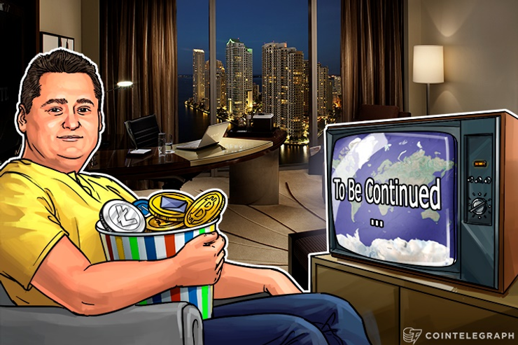 Despite Bitcoin's and Altcoins' Rise, Nation State Is Here To Stay