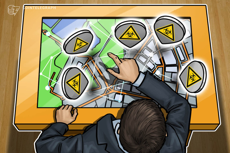 DLT Goes Viral as Live Coronavirus Tracking Spreads to the Blockchain
