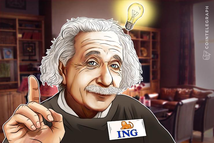 ING cria solução Blockchain amigável à Wall Street