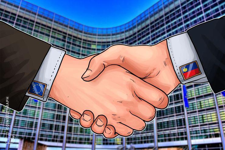 Liechtenstein tritt der European Blockchain Partnership bei