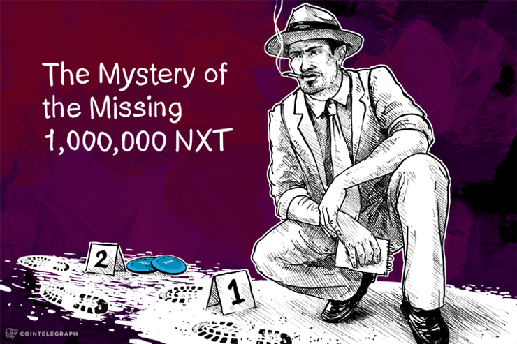 The Mystery of the Missing 1,000,000 NXT