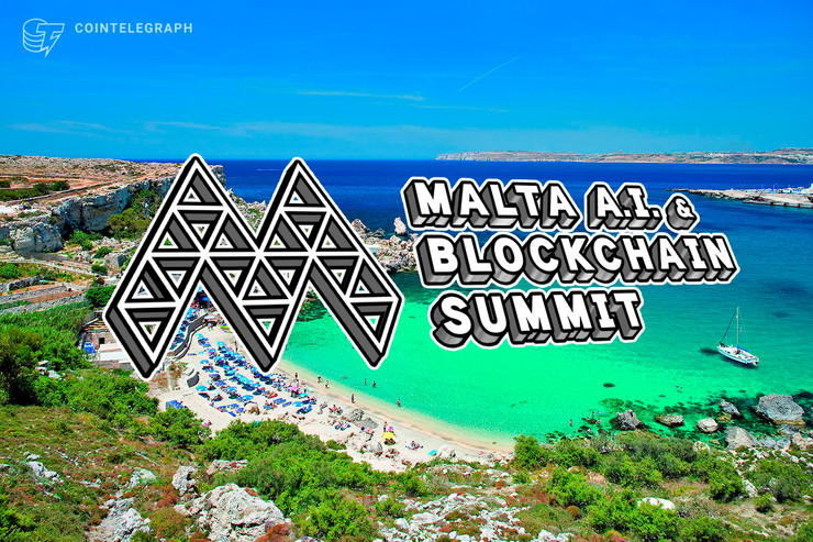 Two Weeks to Go: Malta AI & Blockchain Summit Launching Exclusive Pool Party