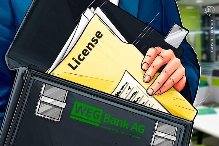 Estonia Grants Crypto Trading and Custody License to WEG Bank