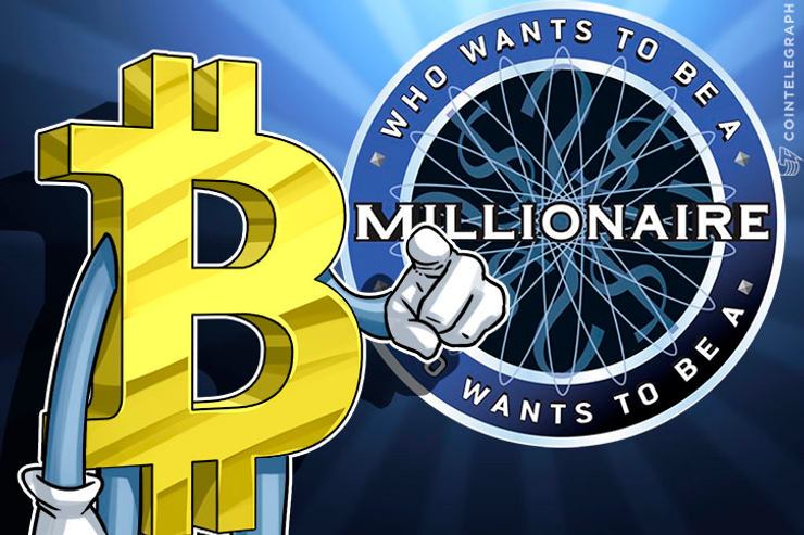 "Bitcoin Will Make Lots of Millionaires Before ""Returning Down to Earth"": Economics Professor"