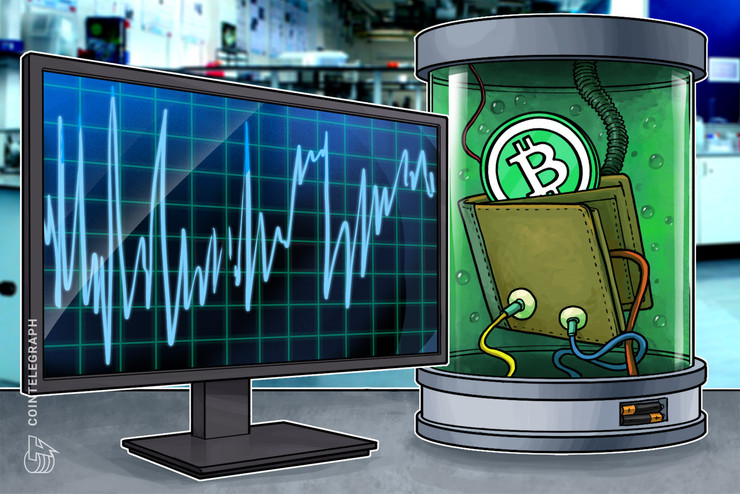 仮想通貨ビットコインキャッシュ取引数の半数近く、1つのアドレスが実行