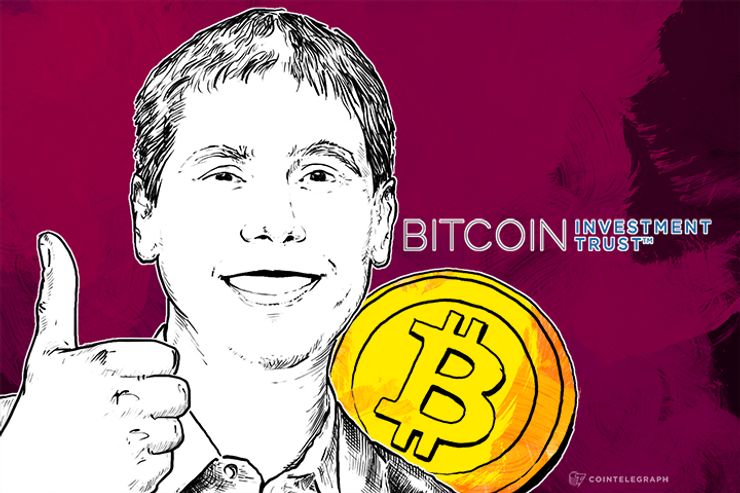 Barry Silbert Confirms Bitcoin Investment Trust Launch, World's First Public BTC Fund